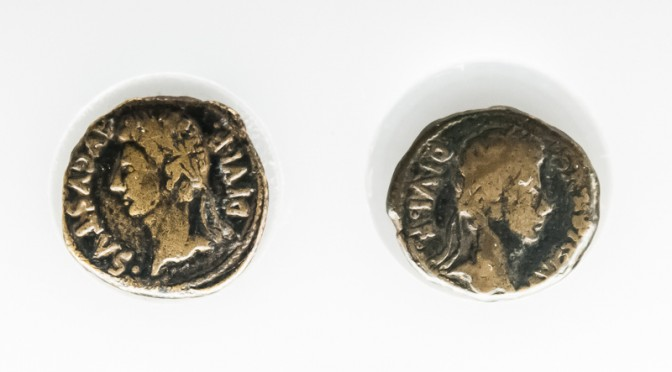 Actualités : workshop «Regards croisés sur les transformations de la monnaie dans l'antiquité»
