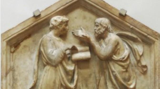 Actualités : journée d'agrégation «Dialogue et rhétorique, autour de Platon, Quintilien et Lucien»