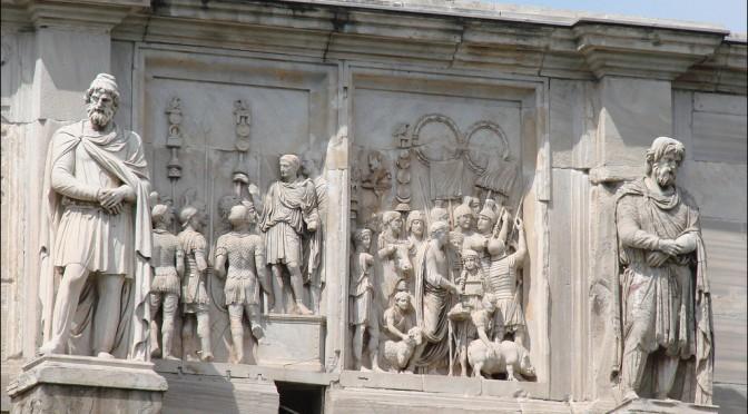 Actualités : appel à communication IIe rencontres autour de la sculpture romaine «Remplois en sculpture, sculptures en remploi»