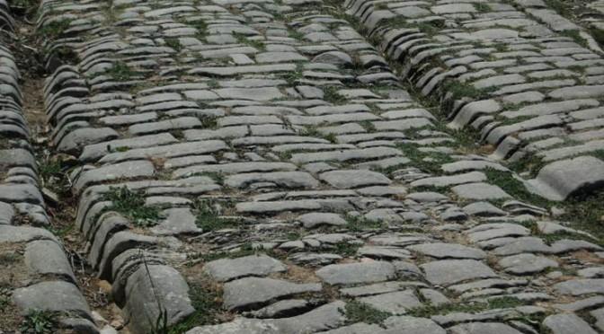 Actualités : colloque «Voies, réseaux, paysages en Gaule : colloque en hommage à Jean-Luc Fiches»
