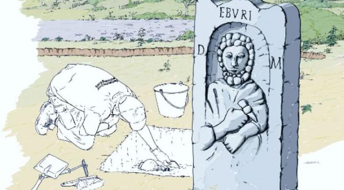 Actualités : exposition «Nécroscopie, une nécropole d'Augustodunum sous le regard de l'archéologie»