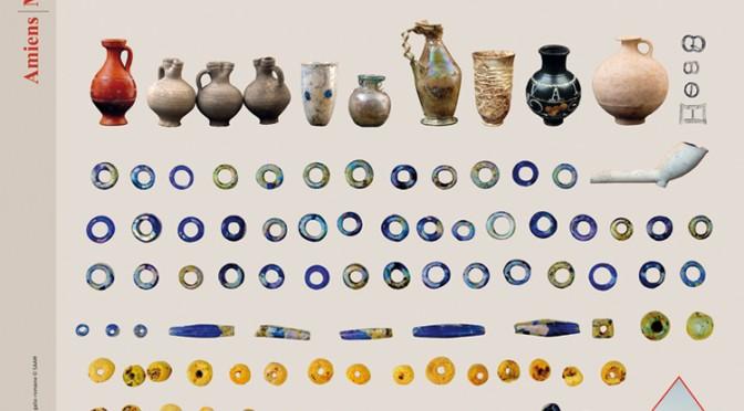 Actualités : exposition «Fouilles archéologiques à la citadelle d'Amiens»