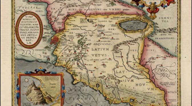 Actualités : colloque «Dalle terre pontine all'Africa romana : Marie René de La Blanchère, archeologo, epigrafista, orientalista»