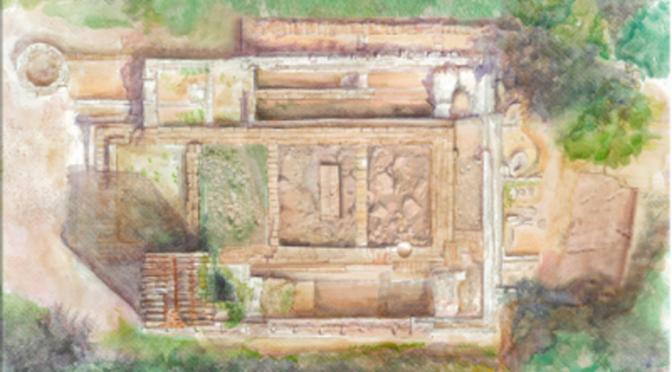 Actualités : journée d'étude «Le temple de Diane à Nemi : la fouille et l'architecture»