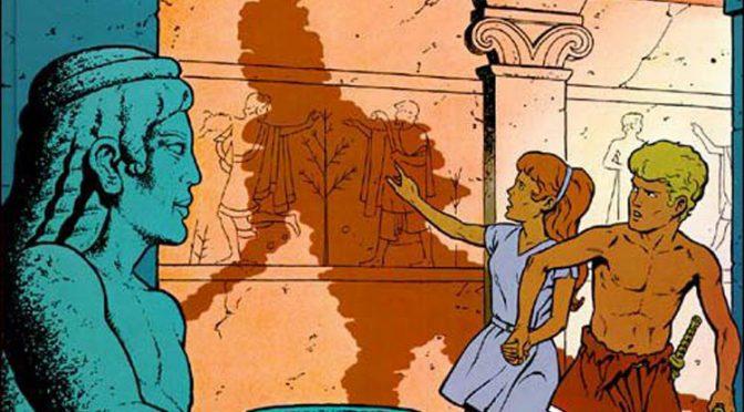 Actualités : appel  à communication journée d'étude «La bande dessinée historique, un objet d'histoire ?»