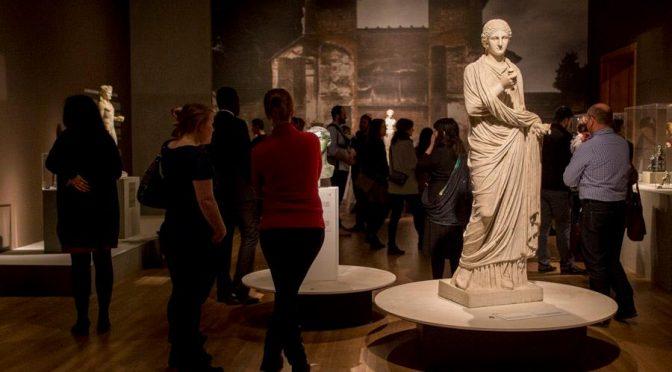 Valorisation : compte rendu de l'exposition «Pompéi, une ville romaine»