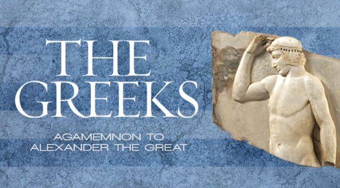 Actualités : exposition «Les Grecs. D'Agamemnon à Alexandre le Grand»