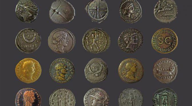 Actualités : exposition «Par ici la monnaie ! La collection numismatique Jacques Dupoux. Monnaies gauloises et romaines»