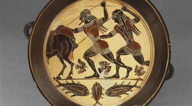L'héroïsme au féminin. Réflexions autour du mythe d'Atalante. Entretien avec Émilie Druilhe