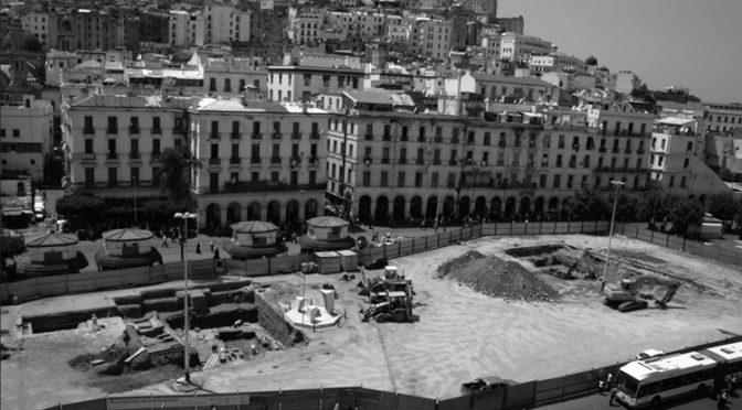 Actualités : appel à communication «Du sauvetage à l'archéologie préventive en Algérie»