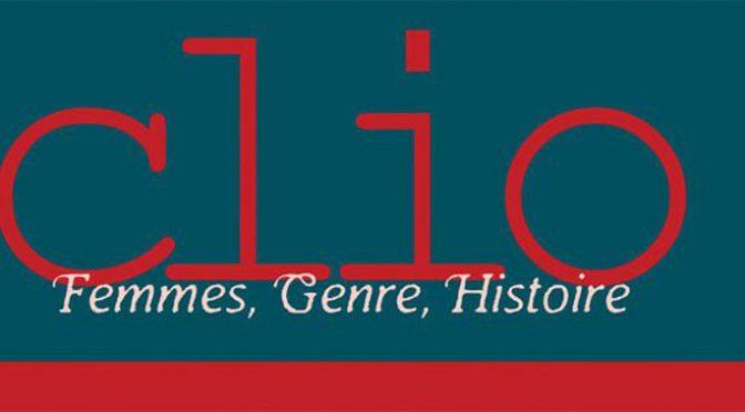 Recherche : compte rendu «Citoyennetés», Clio. Femmes, Genre, Histoire 43, 2016