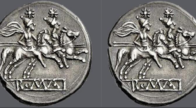 Actualités : journée d'étude «La circulation du denier romain en Grèce à l'époque hellénistique»