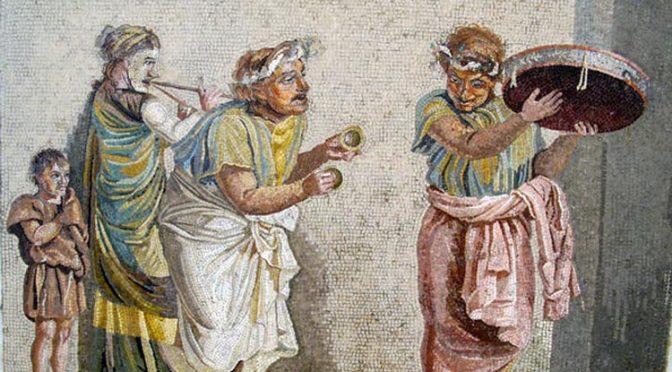 Emission de radio Concordance des temps «Voyage en Italie : Être musicien dans la Rome antique»