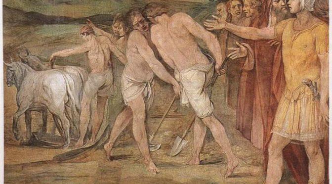 Appel à communication colloque «Héros fondateurs et identités communautaires dans l'Antiquité, entre mythe, rites et politique»