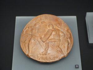 Fig. 3. Médaillon de Cavillargues. Cl. B. Lopez