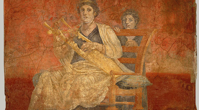Histoire et archéologie des sons de l'Antiquité