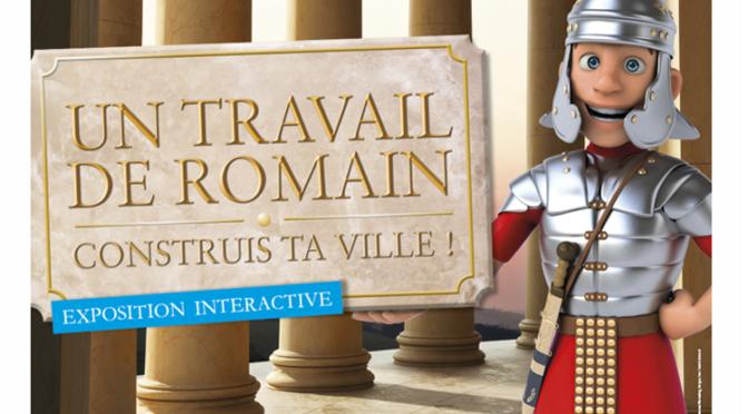 Un travail de Romain : construis ta ville !