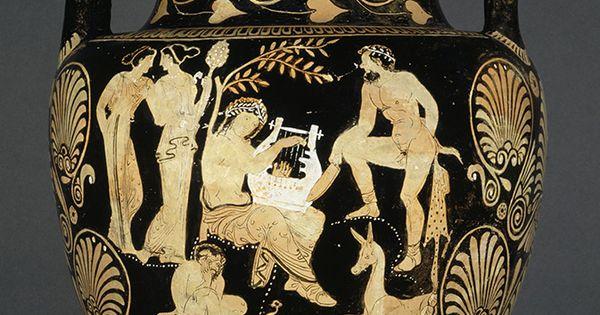 Musiques et sons de l'Antiquité