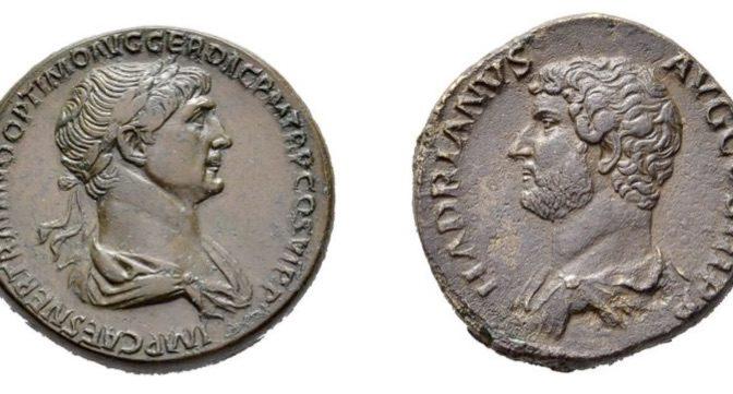 Exposition « Mémoires de Trajan, Mémoires d'Hadrien »