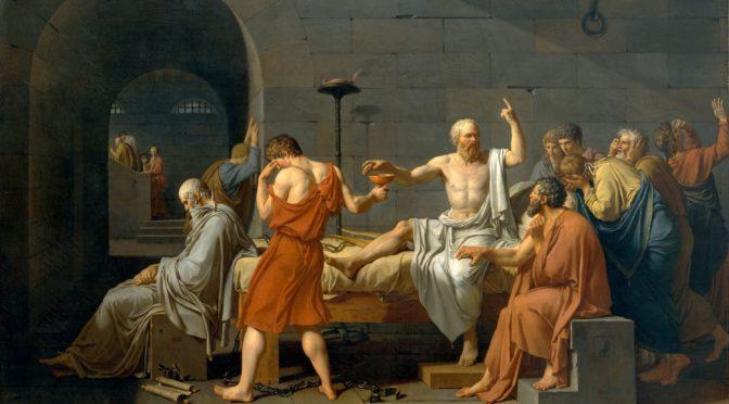 Émissions de radio «Qui a tué Socrate ?»