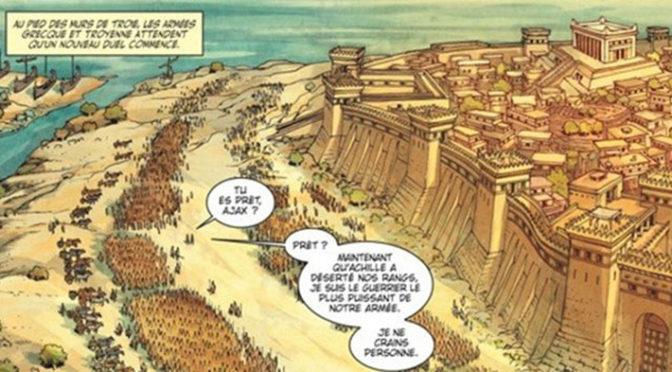 Iliade Tome 2 : La guerre des dieux