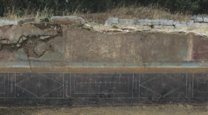 Offre de stage «Peinture murale antique»