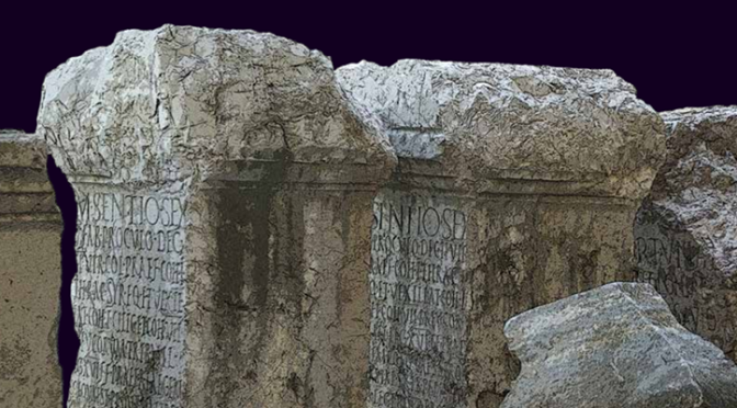 Autour des inscriptions grecques et latines de la Syrie (IGLS) et du corpus de Beyrouth