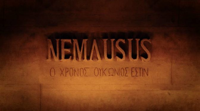 Web-série Nemausus